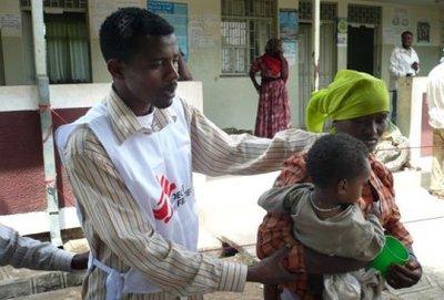 """Médicos Sin Fronteras hará llegar """"alimentos terapéuticos"""" a los niños que sufren desnutrición"""