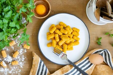 Ñoquis de calabaza: transforma el clásico con un solo ingrediente