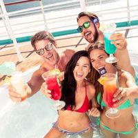 Las mejores vacaciones en grupo son de Crucero por el Caribe