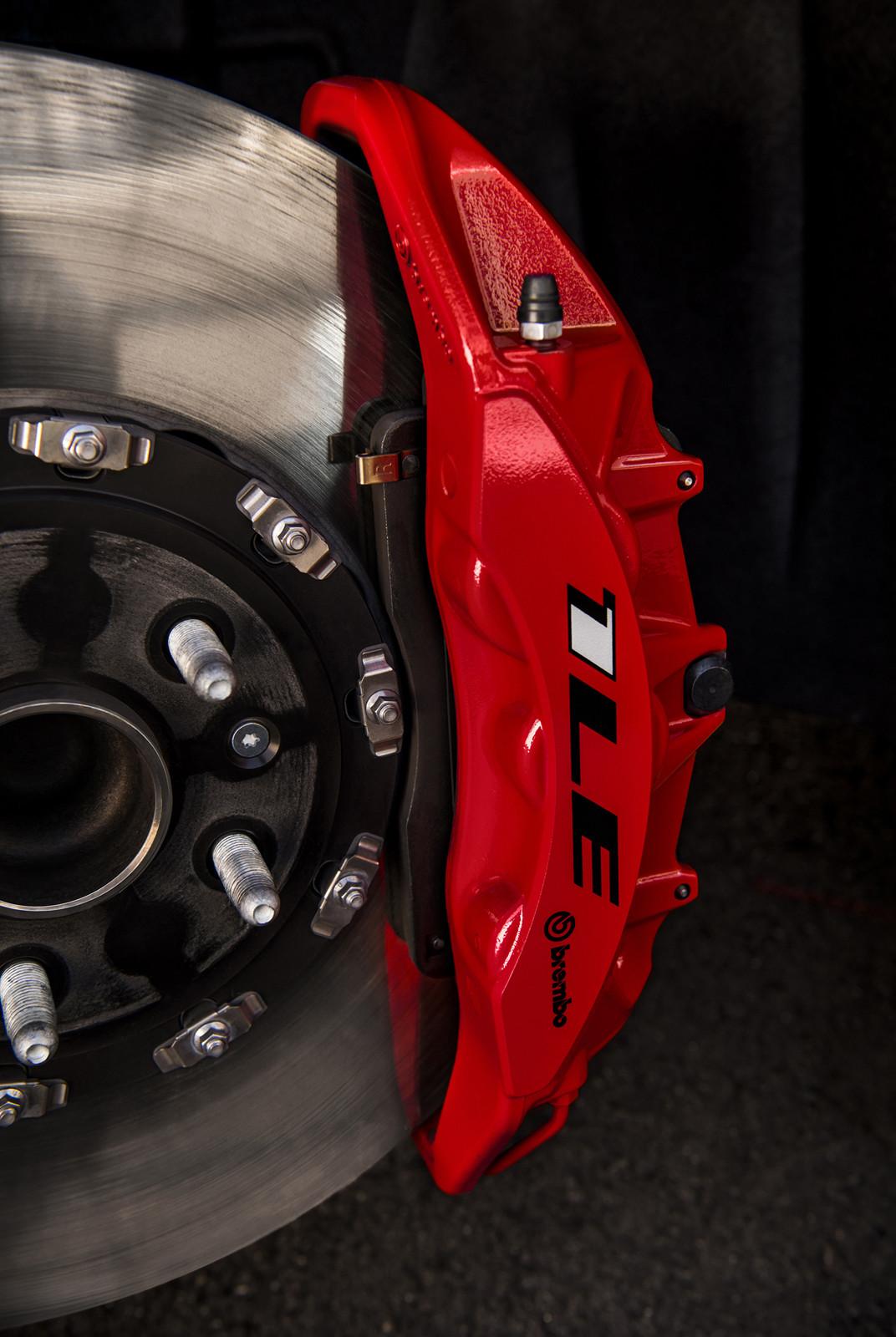 Foto de Chevrolet Camaro ZL1 1LE (13/14)