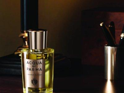 Aqua di Parma una fragancia intensamente masculina y elegante