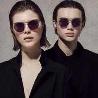 Minimalismo geométrico: Yohji Yamamoto te conquistará con su colección de gafas de sol