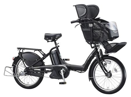 Angelino Petite Assista, una bicicleta eléctrica especialmente diseñada para llevar a niños pequeños