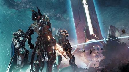 Godfall empleará el motor Unreal Engine 5 y nos muestra cómo luce su jugabilidad en un impresionante gameplay en PC