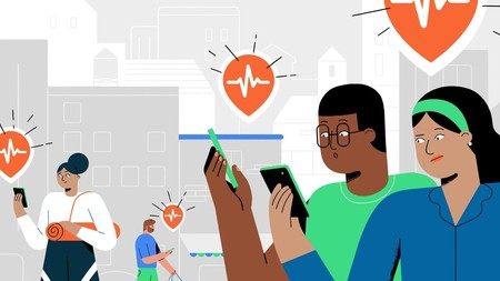 Google quiere crear la red de detección de terremotos más grande del mundo con nuestros móviles Android