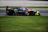 Valentino Rossi queda decimoctavo en Monza con el Ferrari 458