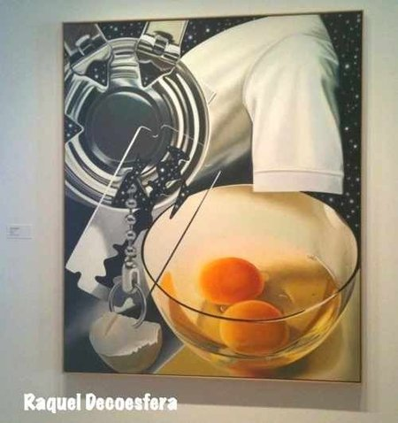 frankfurt poster huevos