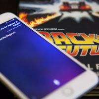 Siri también se apunta al día de Regreso al Futuro