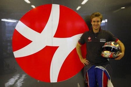 Team Lotus podría tener a Davide Valsecchi y Luiz Razia como pilotos de pruebas