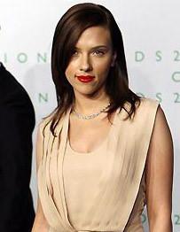 Scarlett Johansson ¡Morenaza!