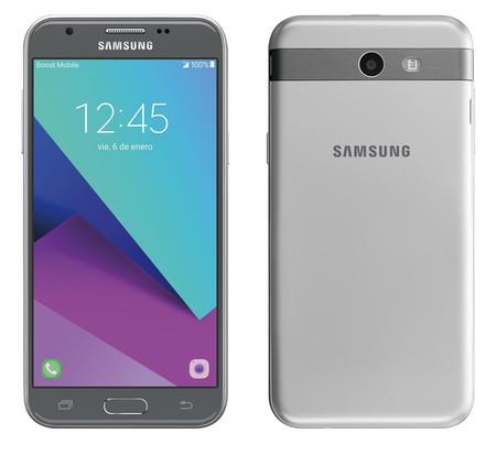 El Samsung Galaxy J3 2017 o Emerge llega en enero para vitaminar la gama de entrada