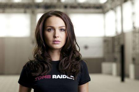 Esta es la imagen de la nueva Lara Croft: Camilla Luddington