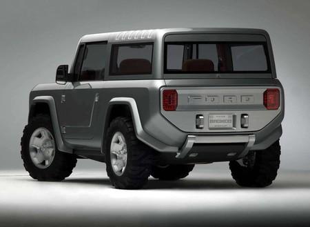 Ford Bronco Concept 2004 1600 0b