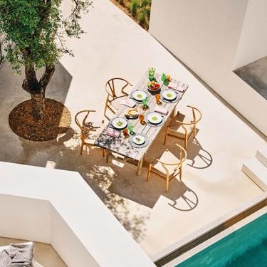 El más brillante y luminoso de los editoriales de Zara Home viene repleto de básicos para el verano