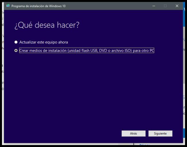 Programa De Instalacion De Windows