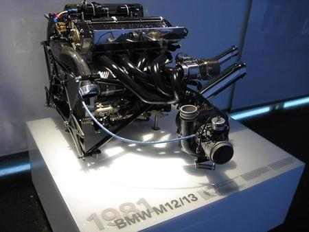 BMW M12/13 turbo; la respuesta