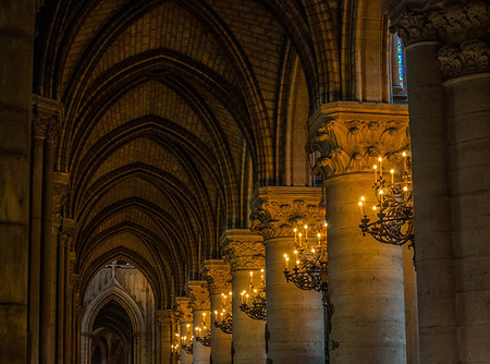 Catedral De Notre Dame Imagenes Antes Del Incendio 15 De Abril 9
