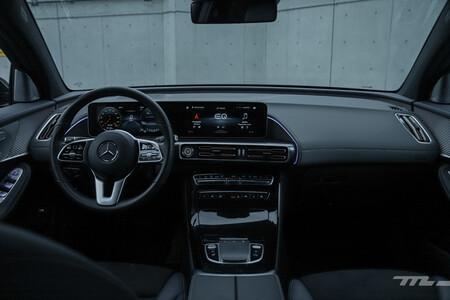 Mercedes Benz Eqc 2021 Prueba De Manejo Opiniones Precio 66