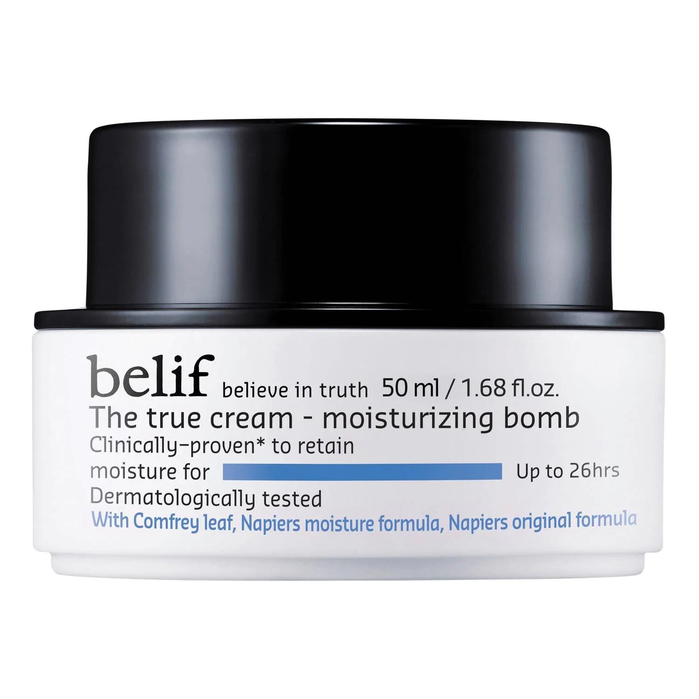 The True Cream Moisturizing Bomb de Belif