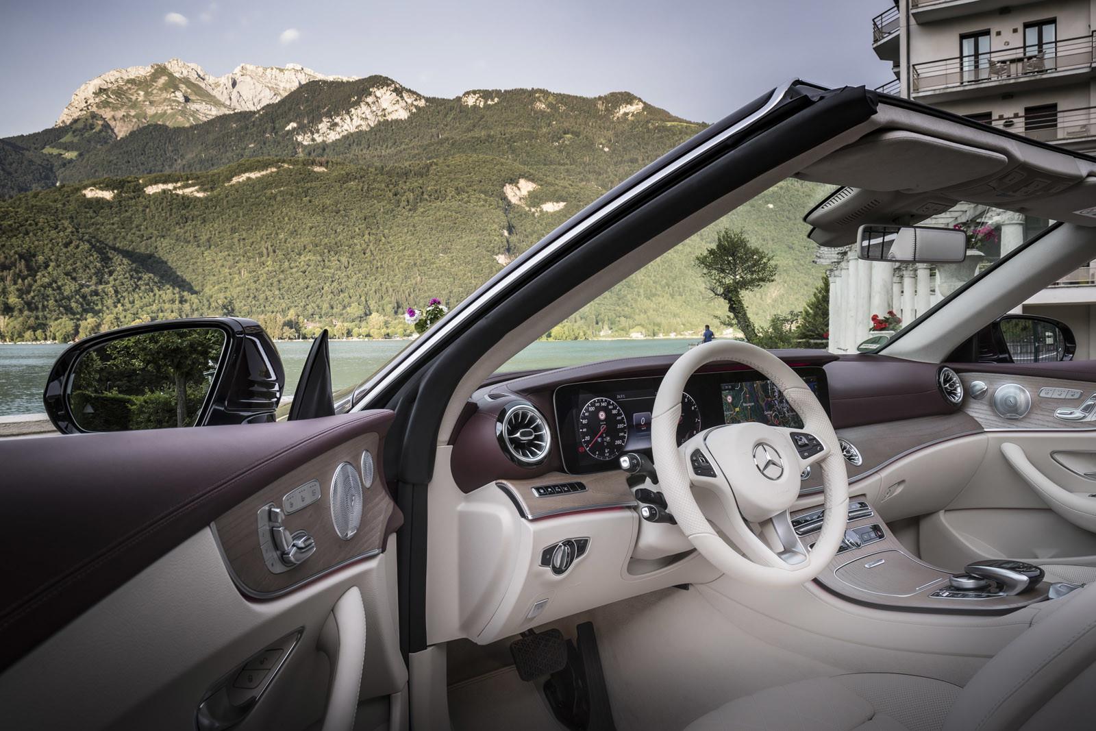 Foto de Mercedes-Benz Clase E Cabrio, toma de contacto (56/156)