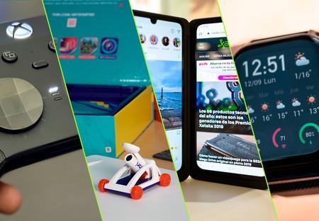 Los 24 análisis de diciembre de Xataka: 6 móviles, 5 auriculares, juguetes, wearables y todas nuestras reviews con sus notas