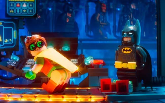 Los nuevos Batman y Robin