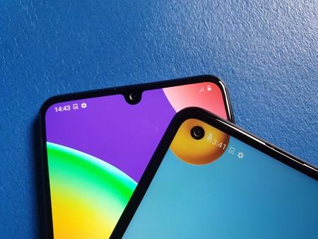 Samsung Galaxy A21s A31 Primeras Impresiones Mexico Pantalla Diseno