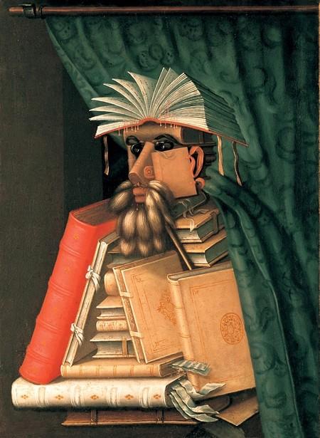 Arcimboldo Librarian