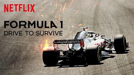 Netflix F1