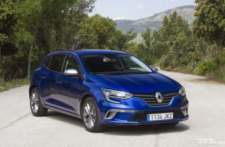 Renault Mégane 110 dCi, prueba