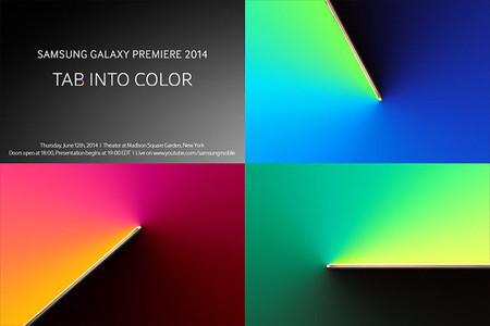 ¿Quieres más tablets? Samsung nos cita el 12 de junio para conocerlas