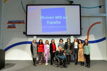 Google ha presentado 'Women Will', una iniciativa para intentar reducir la brecha de género