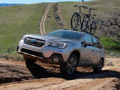 El Subaru Outback recibe ligeros cambios para 2018