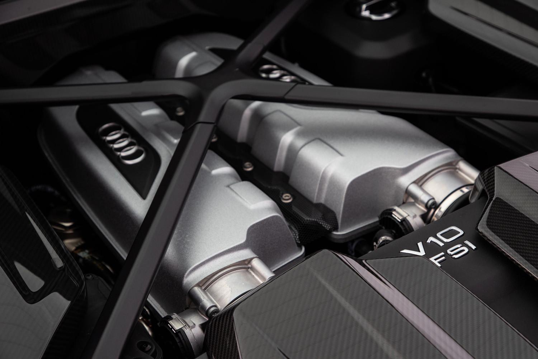 Foto de Audi R8 2019, toma de contacto (167/188)