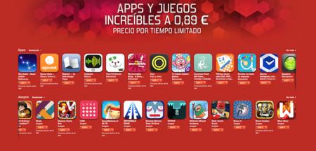 Selección de aplicaciones y juegos en la App Store a precio de saldo, no pierdas la oportunidad