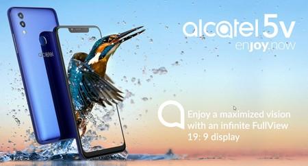 Alcatel 5v Oficial