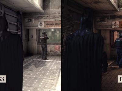 Batman: Return to Arkham da a conocer su fecha de lanzamiento en una comparación gráfica con su versión original