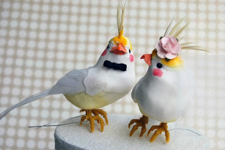Cake toppers especiales para bodas