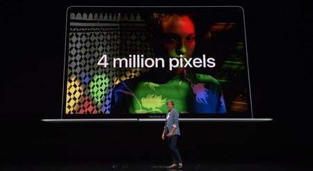 Apple Macbook Air 2018 Pantalla Retina Display