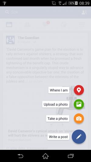 Facebook Boton Flotante