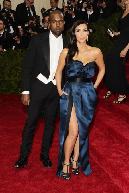 Kim Kardashian Gala MET 2014 peor vestidas