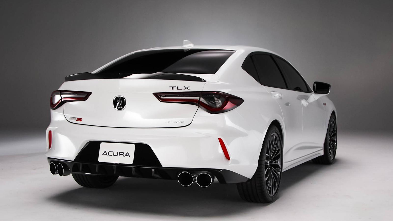 Foto de Acura TLX 2021 (17/23)
