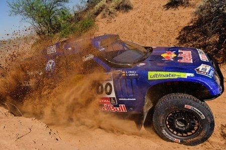 Volkswagen no tendrá equipo oficial en el Dakar 2012