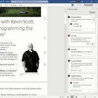 Microsoft Word para Windows y Mac estrena sistema de comentarios modernos para mejorar la colaboración