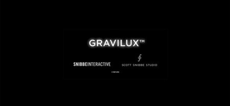 Gravilux, una aplicación táctil para hacer arte