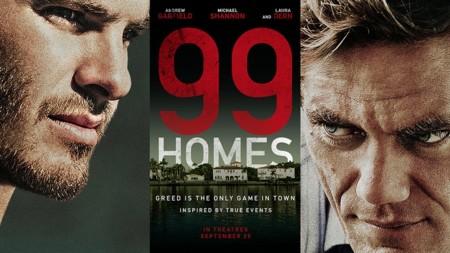 '99 Homes', tráiler y cartel del drama sobre desahucios con Andrew Garfield