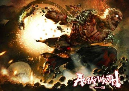 'Asura's Wrath'. Soberbios artworks a cargo de fans del juego