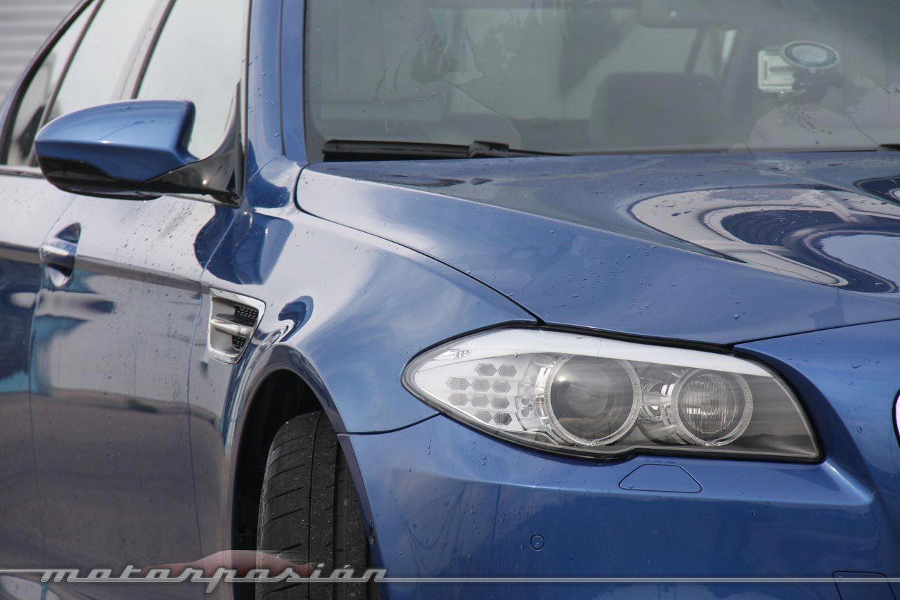 Foto de BMW M5 (Prueba) (16/136)