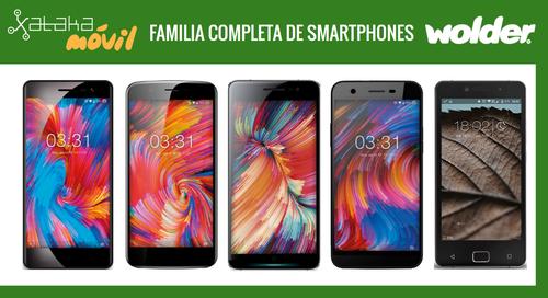 Así queda el catálogo completo de móviles Wolder tras la llegada de los nuevos WIAM #27, #33, #34 y #65 lite