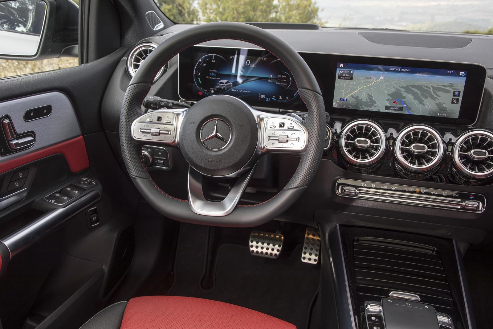 Foto de Mercedes-Benz Clase B 2019 (147/157)